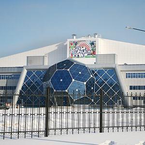 Спортивные комплексы Аткарска
