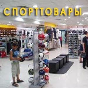Спортивные магазины Аткарска