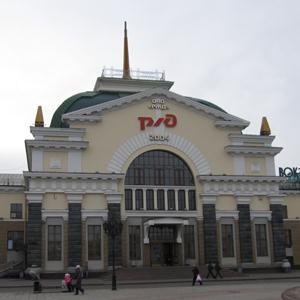 Железнодорожные вокзалы Аткарска